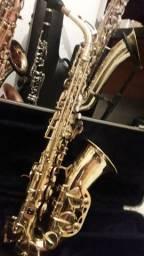 Sax alto Windsor revisado com garantia de luthier