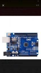 Título do anúncio: Placa Arduino  compatível Uno
