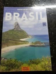 """Título do anúncio: Coleção de Livros """"Os lugares mais belos do Brasil"""" Nova"""
