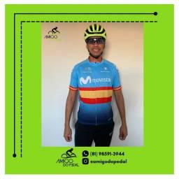 Conjunto Ciclismo Movistar