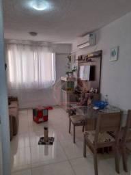 Apartamento com 2 dormitórios para alugar, 40 m² por R$ 890,00/mês - Protásio Alves - Port