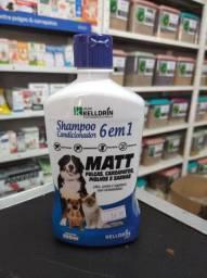 Shampoo Matt 6 em 1