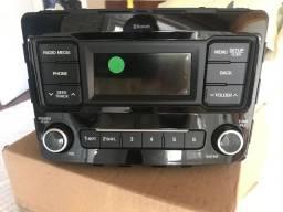 Rádio Original Hyundai  Creta 19/20 novo