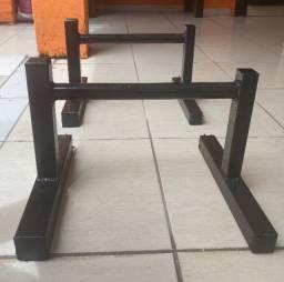 Barra paralela - Iron Bel Fitness