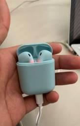Título do anúncio: InPods i12 Coloridos Bluetooth 5.0  TWS Touch (fazemos entregas) <br><br>