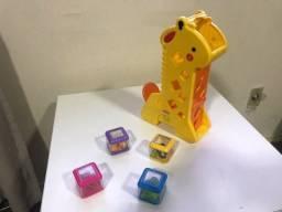Título do anúncio: Girafa Fisher Price