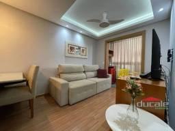 Título do anúncio: Apartamento para venda 2 quarto(s) sendo 1 suite em jardim camburi vitória es
