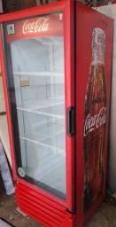 Título do anúncio: Geladeira expositora Nova da coca