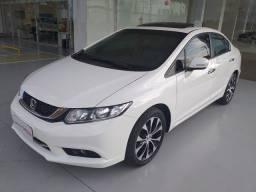Título do anúncio: Honda Civic 2.0 EXR 16V FLEX 4P AUTOMATICO