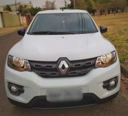 Título do anúncio: Renault Kwid 18/19 na garantia de fabrica