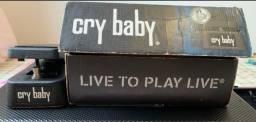 Título do anúncio: Cry Baby GCB95 - Apenas venda!