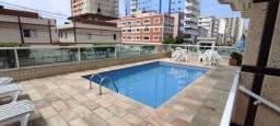 Apartamento 02 dormitórios, 02 banheiros, 02 vagas, Canto do Forte, Praia Grande