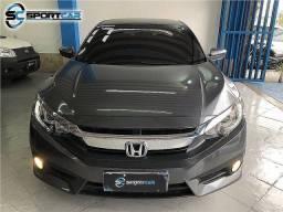 Honda Civic 2017 2.0 16v flexone ex 4p cvt