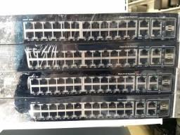 Switch cisco SFE2000 24 portas 10/100