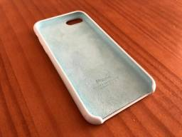 Capa de silicone para iPhone 8 / 7 - Original da Apple - Nova
