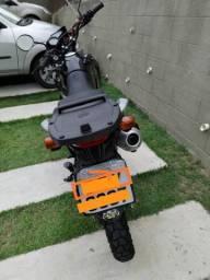 Vende-se MOTO HONDA NXR 125 Bros - 2015