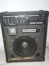 Caixa Amplificado Wattsom Cicloton PRC 200