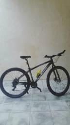 Bicicleta aro 29 ACEITO CARTÃO.
