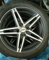 Rodas aro 15 ( Fiat )