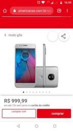 MotoG S5  *