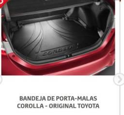 Bandeja Porta Mala Corolla - 2018