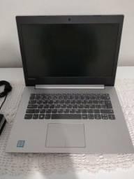 Notebook Lenovo Ideapad 320 12 RAM SSD 480
