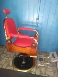 Cadeira de barbeiro Invicta 1942