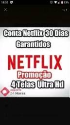 Vendo Netflix