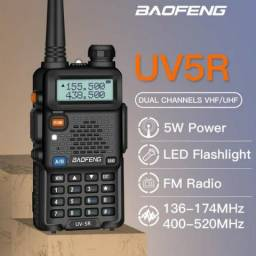 Radio Comunicador Dual Band Baofeng Uhf Vhf Uv-5r 400-470mhz