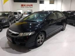 Civic LXS 2009 Automático - 2009