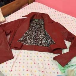 Jaqueta curta