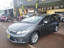 Civic 1.8 LXS AT 2015. Ent.R$15.000 - TITAN MULTIMARCAS - 2015