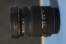 Lente Sigma 17-50mm F/2.8