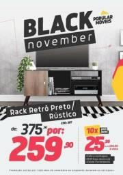Black Friday!!! Rack Retrô para TV Até 42 Polegadas
