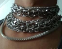 Colar bijoux