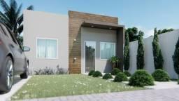 Casas novas com entrada parcelada