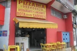 Restaurante/lachonete/pitzzaria