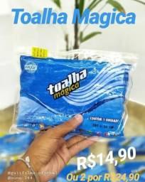 Fixxar pano mágico toalha