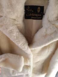 Casaco de pele Furs Parnoux Gran Luxe (T40)