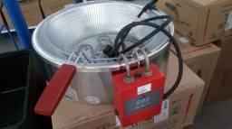Fritadeira 7 litros elétrica painel digital nova- * Géssica
