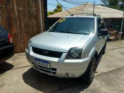 Ecosport 1.6 xl Zetec Rocam completa com GNV - 2005
