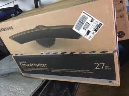 Monitor Samsung 27 polegadas curvo Full HD