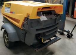 Compressor a Diesel Pneumático 185 PCM