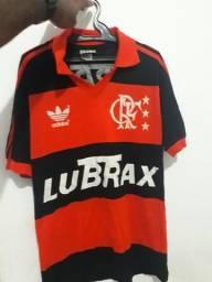 Camisa original do Flamengo de 1988 a 1992 de colecionador
