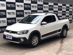 VOLKSWAGEN SAVEIRO 2014/2015 1.6 CROSS CD 16V FLEX 2P MANUAL - 2015