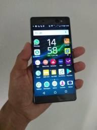 Sony XA Ultra novo R$ 800 reais cera de 21mega pixels tela de 6