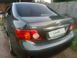 Toyota corolla xli automático 2011 - 2011