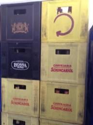 Grade de garrafas de 600 ml