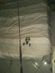 Vara de pesca esportiva