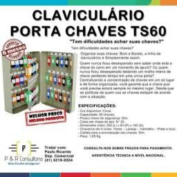 Claviculário - Porta Chaves TS60. Promoção!
